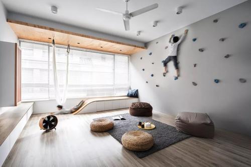 合肥家庭裝修,如何打造親子空間?