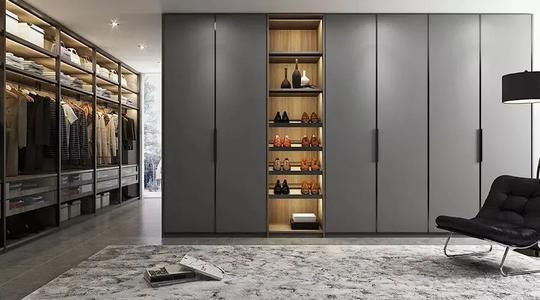 合肥家庭裝修,如何選擇定制柜?